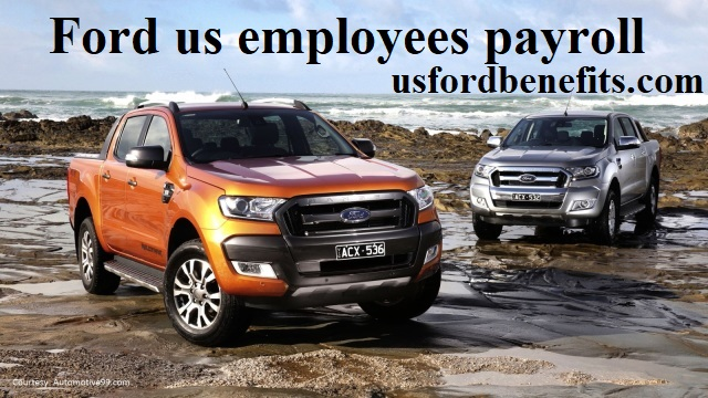 Ford us employee payroll