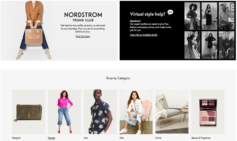 About Nordstrom